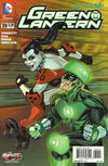 Cover for Green Lantern (DC, 2011 series) #39 [Harley Quinn Variant]
