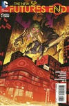 Cover for The New 52: Futures End (DC, 2014 series) #43