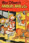 Cover for Anders And & Co. (Egmont, 1949 series) #10/1951