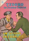 Cover for Tesoro de Cuentos Clásicos (Editorial Novaro, 1957 series) #90