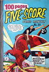 Cover for Five-Score Comic Monthly (K. G. Murray, 1958 series) #20