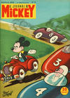 Cover for Le Journal de Mickey (Disney Hachette Presse, 1952 series) #74