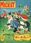 Cover for Le Journal de Mickey (Disney Hachette Presse, 1952 series) #384