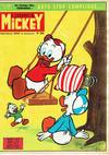 Cover for Le Journal de Mickey (Disney Hachette Presse, 1952 series) #599