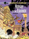 Cover for Valerian and Laureline (Cinebook, 2010 series) #8 - Heroes of the Equinox