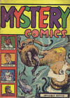 Cover for Mystery Comics (T. V. Boardman, 1940 series) #11