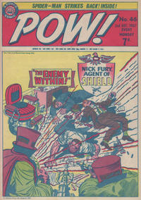 Cover Thumbnail for Pow! (IPC, 1967 series) #46