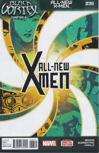Cover Thumbnail for All-New X-Men (Marvel, 2013 series) #38