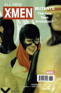 Cover Thumbnail for All-New X-Men (Marvel, 2013 series) #38 [Phil Noto]