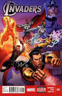 Cover Thumbnail for All-New Invaders (Marvel, 2014 series) #15