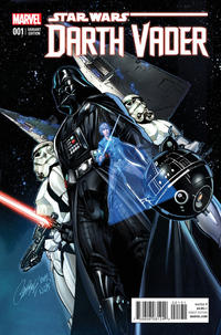 Cover Thumbnail for Darth Vader (Marvel, 2015 series) #1 [J. Scott Campbell Connecting Cover Variant]