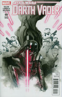 Cover Thumbnail for Darth Vader (Marvel, 2015 series) #1 [Alex Ross Color variant]