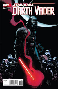 Cover Thumbnail for Darth Vader (Marvel, 2015 series) #1 [Whilce Portacio Variant]