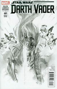 Cover Thumbnail for Darth Vader (Marvel, 2015 series) #1 [Alex Ross Sketch Variant]