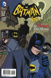 Cover Thumbnail for Batman '66 (DC, 2013 series) #19