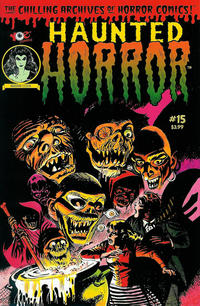 Cover Thumbnail for Haunted Horror (IDW, 2012 series) #15