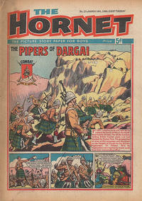 Cover Thumbnail for The Hornet (D.C. Thomson, 1963 series) #27