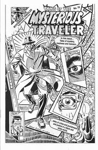 Cover Thumbnail for Tales of the Mysterious Traveler (Robin Snyder and Steve Ditko, 2015 series) #16