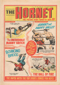 Cover Thumbnail for The Hornet (D.C. Thomson, 1963 series) #355