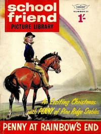 Cover Thumbnail for School Friend Picture Library (Amalgamated Press, 1962 series) #22
