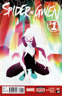 Cover Thumbnail for Spider-Gwen (Marvel, 2015 series) #1