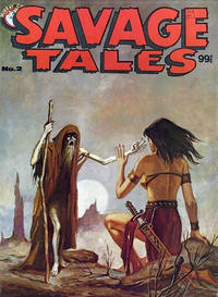 Cover Thumbnail for Savage Tales (K. G. Murray, 1982 series) #2