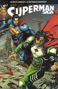 Cover Thumbnail for Superman Saga hors-série (Urban Comics, 2014 series) #1