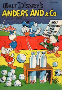 Cover Thumbnail for Anders And & Co. (Egmont, 1949 series) #5/1951
