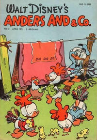 Cover Thumbnail for Anders And & Co. (Egmont, 1949 series) #4/1951