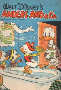 Cover Thumbnail for Anders And & Co. (Egmont, 1949 series) #2/1951