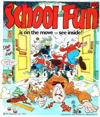 Cover Thumbnail for School Fun (IPC, 1983 series) #33
