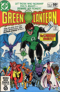 Cover for Green Lantern (DC, 1976 series) #142