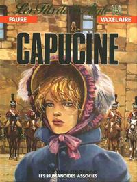 Cover Thumbnail for Les fils de l'aigle (Les Humanoïdes Associés, 1987 series) #4 - Capucine