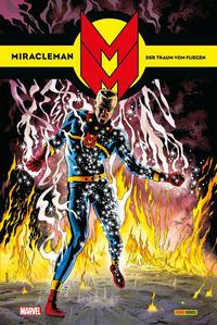 Cover Thumbnail for Miracleman (Panini Deutschland, 2014 series) #1 - Der Traum vom Fliegen