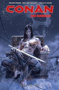 Cover Thumbnail for Conan der Barbar (Panini Deutschland, 2013 series) #2 - Liebe und Tod