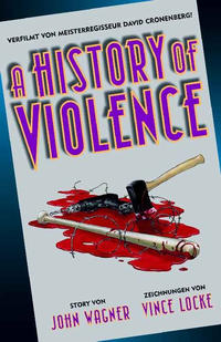 Cover Thumbnail for A History of Violence (Panini Deutschland, 2006 series)