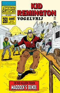 Cover Thumbnail for Sheriff Classics (Windmill Comics, 2011 series) #9260