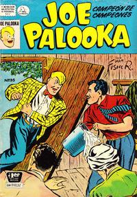 Cover Thumbnail for Joe Palooka (Editora de Periódicos La Prensa S.C.L., 1952 series) #35