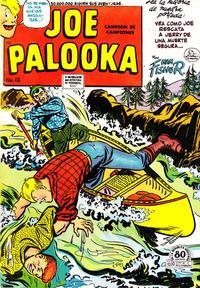 Cover Thumbnail for Joe Palooka (Editora de Periódicos La Prensa S.C.L., 1952 series) #12