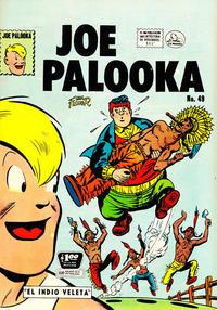 Cover Thumbnail for Joe Palooka (Editora de Periódicos La Prensa S.C.L., 1952 series) #49