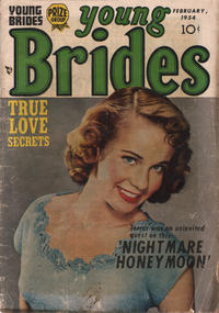 Cover Thumbnail for Young Brides (Prize, 1952 series) #v2#6 [12]