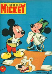 Cover Thumbnail for Le Journal de Mickey (Disney Hachette Presse, 1952 series) #346