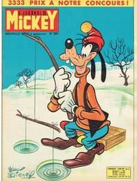 Cover Thumbnail for Le Journal de Mickey (Disney Hachette Presse, 1952 series) #503