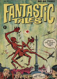 Cover Thumbnail for Fantastic Tales (Thorpe & Porter, 1963 series) #10