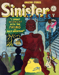Cover Thumbnail for Sinister Tales (Alan Class, 1964 series) #130