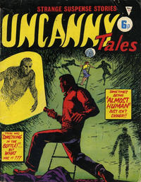 Cover Thumbnail for Uncanny Tales (Alan Class, 1963 series) #86