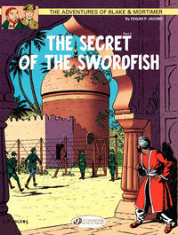 Cover Thumbnail for The Adventures of Blake & Mortimer (Cinebook, 2007 series) #16 - The Secret Of The Swordfish Part 2