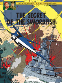 Cover Thumbnail for The Adventures of Blake & Mortimer (Cinebook, 2007 series) #17 - The Secret Of The Swordfish Part 3