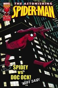 Cover Thumbnail for Astonishing Spider-Man (Panini UK, 2009 series) #32