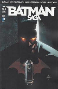 Cover Thumbnail for Batman Saga (Urban Comics, 2012 series) #34